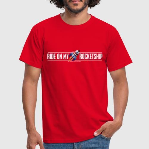 ride_W - Herre-T-shirt
