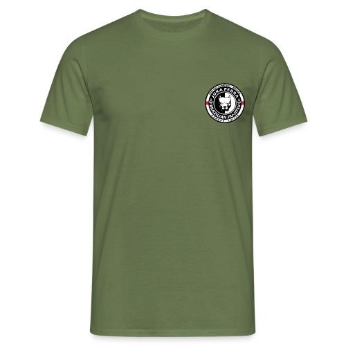 Bjj Team Logo - Men's T-Shirt