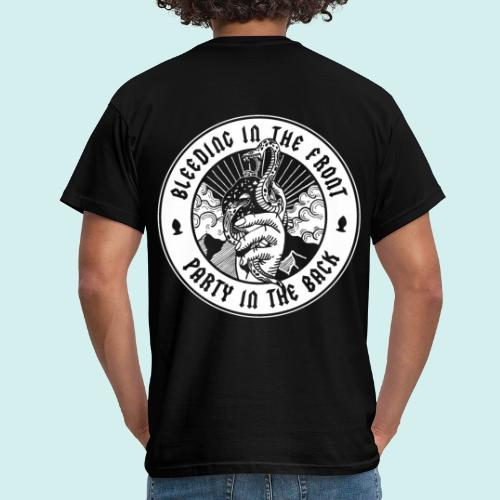 HELL apparel | PARTY IN THE BACK | 2019 - Männer T-Shirt