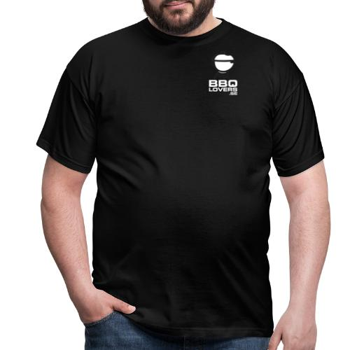 BBQLovers.se Dubbelsidigt tryck - T-shirt herr