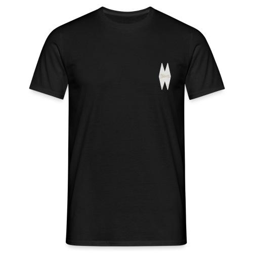 MELWILL white - Men's T-Shirt