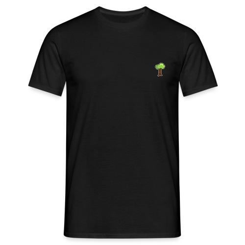 Treeburgers logo no text - Herre-T-shirt