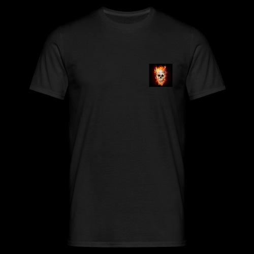 skullflame - Men's T-Shirt