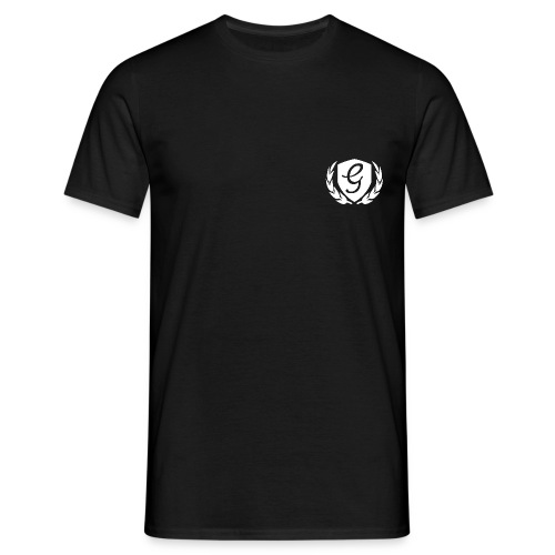 godminded white png png - T-shirt Homme