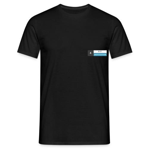 Fit 4 Motivation - Männer T-Shirt