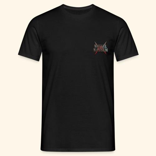 metalkassenlargetr png - Herre-T-shirt