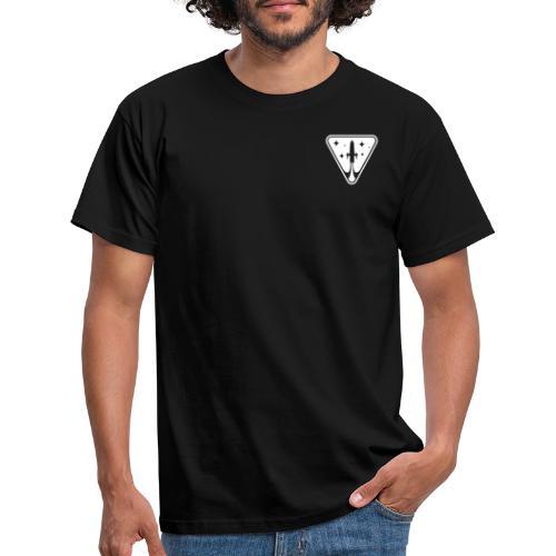 Frontiers emblem - Men's T-Shirt