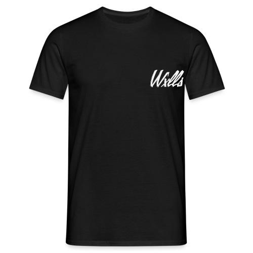 2 White png - Men's T-Shirt