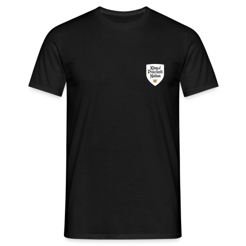 King Of ProcrastiNation - Männer T-Shirt