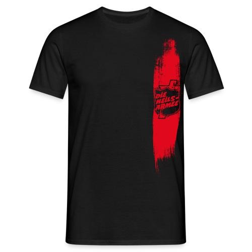logo shield - Männer T-Shirt