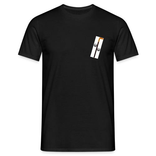 2 balls cane gd - T-shirt Homme