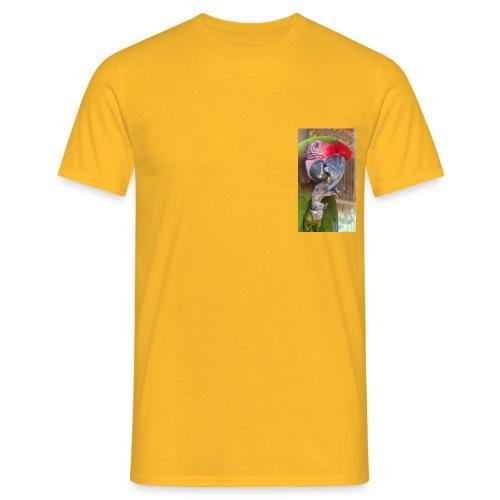 Papagei - Männer T-Shirt