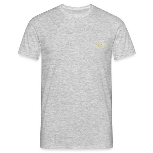 Happy - Miesten t-paita