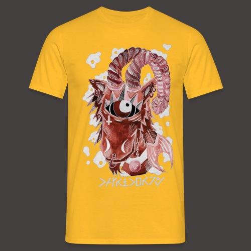 capricorne Négutif - T-shirt Homme