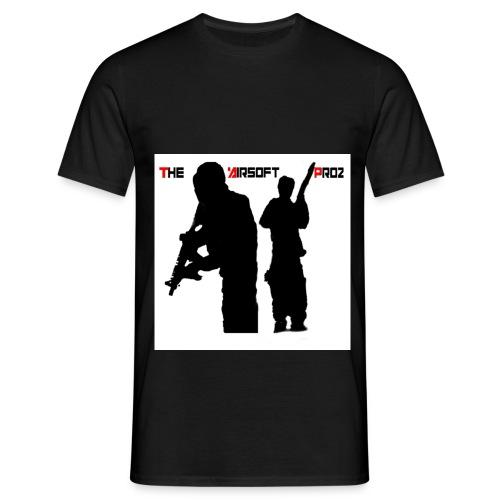 Me and luke jpg - Men's T-Shirt