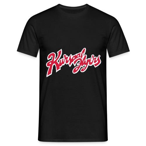 Kursaal Flyers vector - Men's T-Shirt