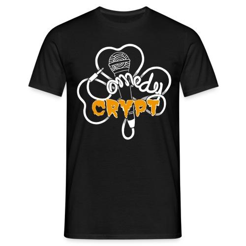 ComedyCryptLogoirish - Men's T-Shirt