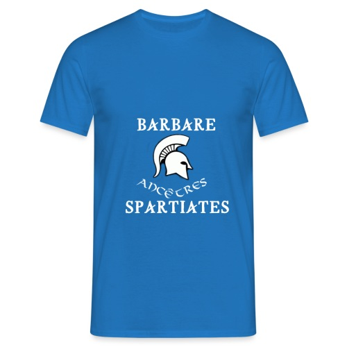 BARbare Anc Spartiates - T-shirt Homme