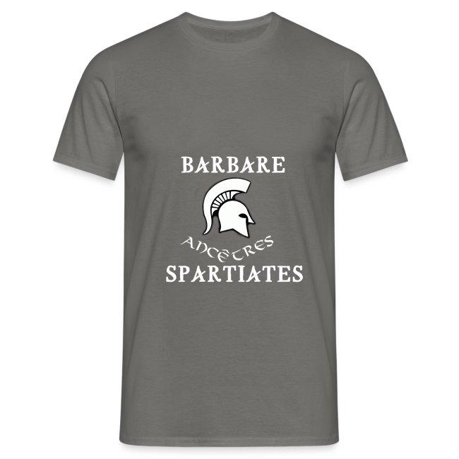 BARbare Anc Spartiates