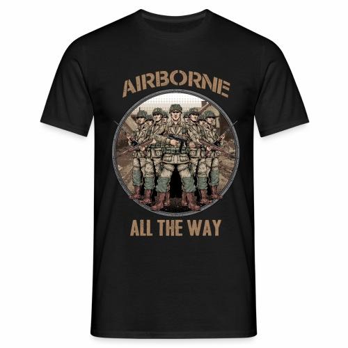 Airborne - Tout le chemin - T-shirt Homme