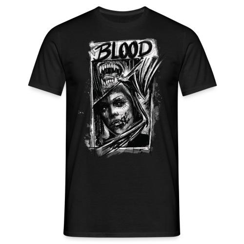 BLOOD. Dark Style - Männer T-Shirt