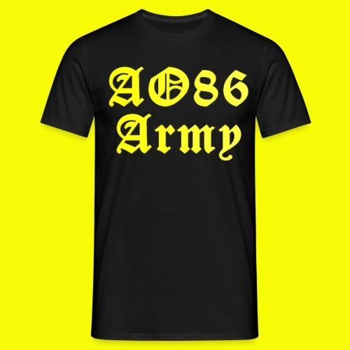 T Shirt Army gelb png - Männer T-Shirt