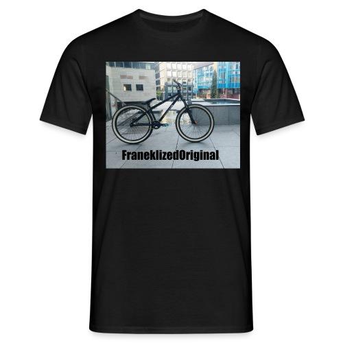 FranekLized original - Koszulka męska