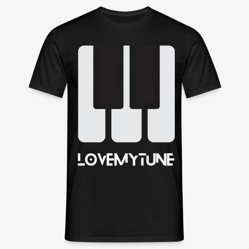 Love My Tune - Koszulka męska