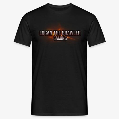 LoganTheBrawler Gaming - T-shirt herr