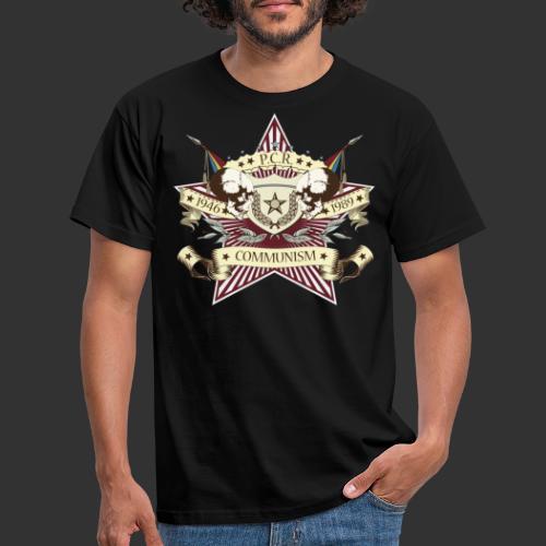 T-shirt, Communism - T-shirt herr
