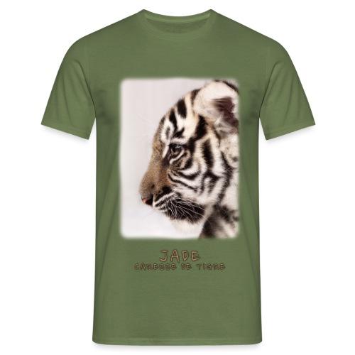 Jade bébé profil - T-shirt Homme