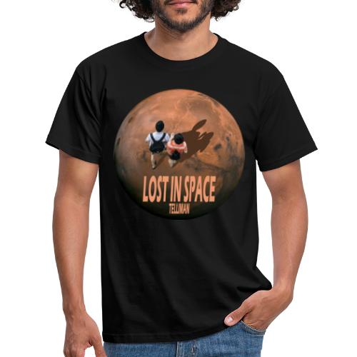 Lost in Space - Männer T-Shirt