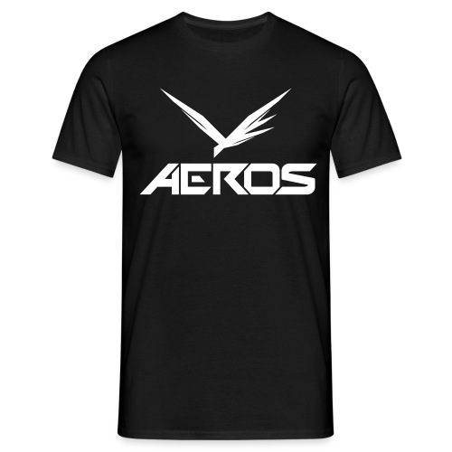 AVIO White - Mannen T-shirt