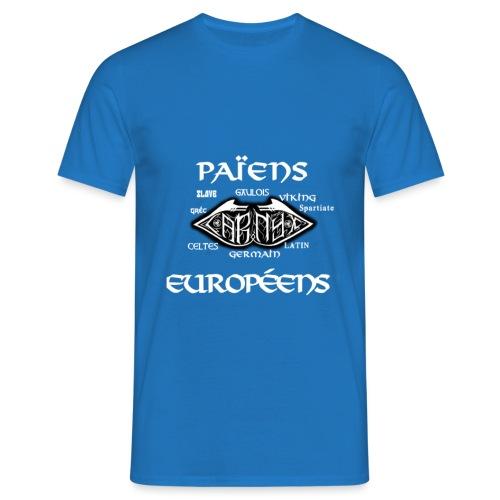 PaïenEuropéensCARNYX - T-shirt Homme
