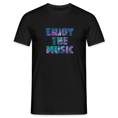 ENJOYTHEMUSIC PALMTREE - Camiseta hombre