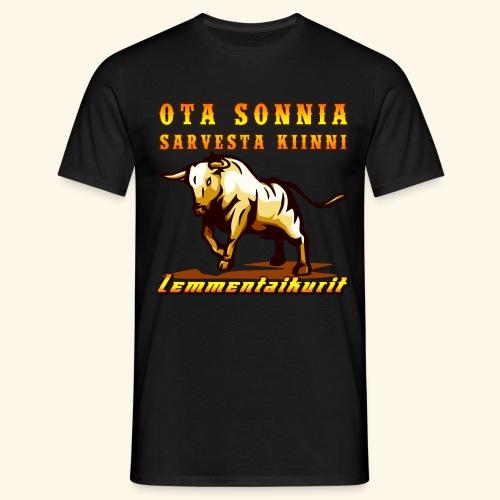 Lemmentaikurit - Sonni - Miesten t-paita