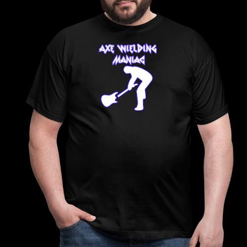Metal Guitarist - Men's T-Shirt