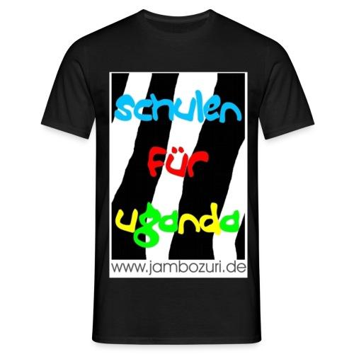 jambozuri logo gross - Männer T-Shirt