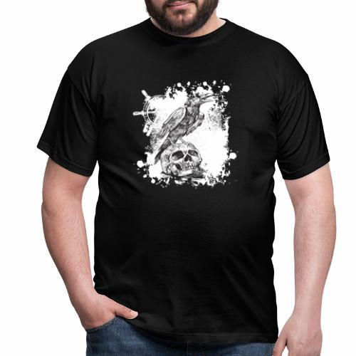 Raven - Miesten t-paita