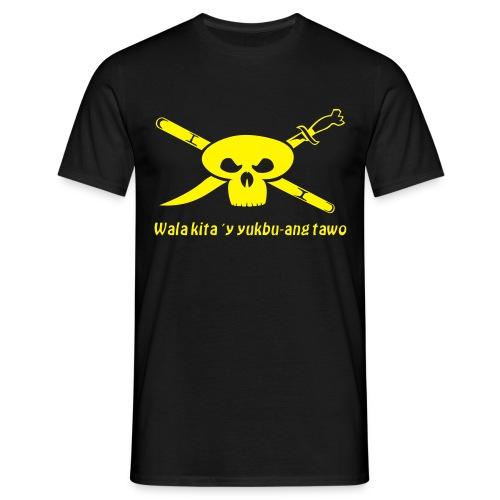 pirate - Männer T-Shirt