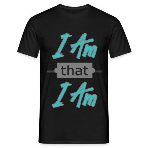 I-am-that-i-am - Herre-T-shirt