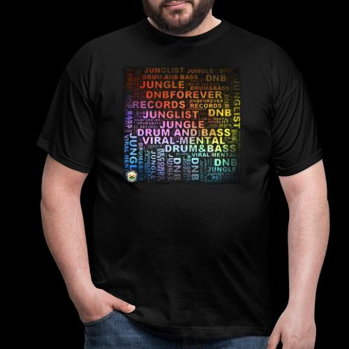 VMR WORDS - Men's T-Shirt