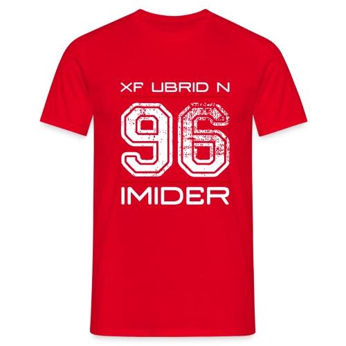 xef ubrid n 96 - T-shirt Homme