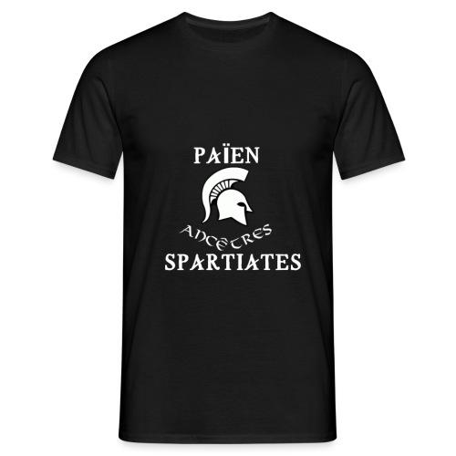 PAIEN Anc Spartiates - T-shirt Homme