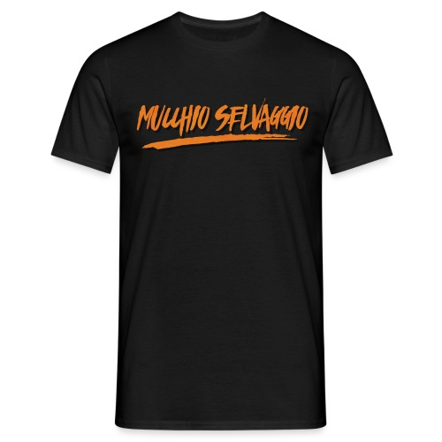 Mucchio Selvaggio Arancio - Maglietta da uomo