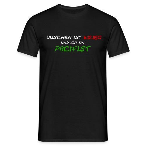 FRONTDuschen png - Männer T-Shirt