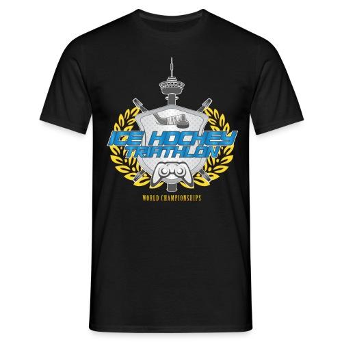 Ice Hockey Triathlon™ - Miesten t-paita
