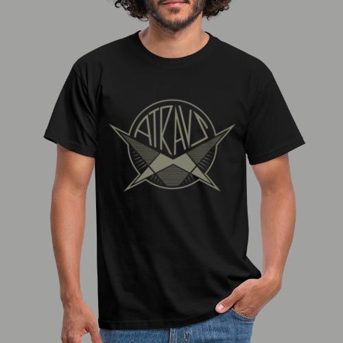 Atravs Medical Logo cream - T-shirt herr