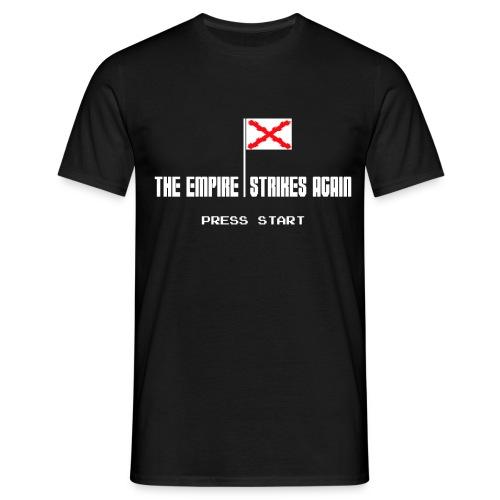 The Empire Strikes Again - Camiseta hombre