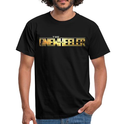 The OneWheeler Walking - Herre-T-shirt